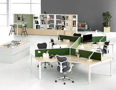 Layout Studio & Mirra 2 Chair. Conceptos que se adaptan a lo que realmente necesitas! #MoberIdeas