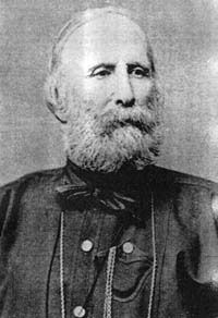 Giuseppe Garibaldi was an Italian general and politican who played a large role in the history of Italy. He was a central figure in the Italian Risorgimento.