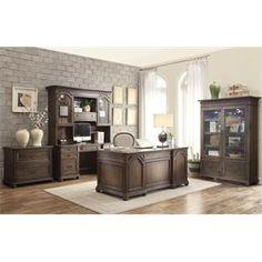 Belmeade Executive Desk I Riverside Furniture