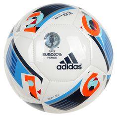 Piłka nożna Adidas Beau JEU Replica UEFA EURO 2016 - eSportowySklep.pl
