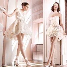 Vestidos de Novia Baratos 2012, Trajes de Novia - NOVIAMOR  este me parece ridiculo