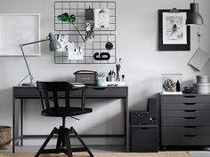 Best ikea alex desk images desk nook home office office home