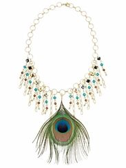 Images for Perfect Martini Necklace Diy Craft Projects, Diy Crafts, Perfect Martini, Peacock, Tassel Necklace, Jewelry Making, Beading Ideas, Jewels, Beads