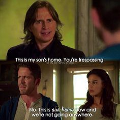 Ah, those pesky plot holes:  first, that Neal's apartment is still furnished with his belongings more than a year after he left it; and that Regina had a key to it and knew where it was.