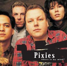 the pixies where is my mind - Swagbucks Search Sound Of Music, Kinds Of Music, My Music, Rock And Roll Bands, Rock Bands, Pixies Band, Love Now, My Love, Black Francis