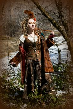 Quality Handmade Corsets for vibrant, passionate women who want an adventure-filled, romantic life! Sizes up to Styles in Steampunk, Renaissance, Pirate! Damsel In This Dress, Renaissance Fashion, Magic Art, Bodice, Pirate Fairy, Steampunk Pirate, Vibrant, Cosplay, Bustiers