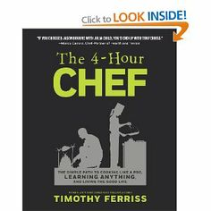The 4-Hour Chef: The Simple Path to Cooking Like a Pro, Learning Anything, and Living the Good Life UK Edition: Amazon.co.uk: Timothy Ferriss: Books
