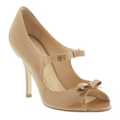 Kate Spade Cammie Heel. I love the double bow!