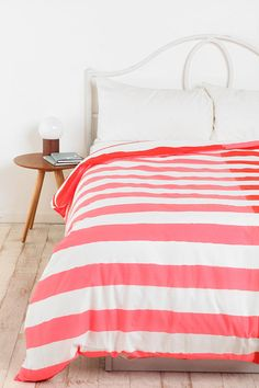 Dual Stripe Duvet Cover