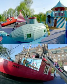The Most Amazing Playgrounds In The World Innovative Playspaces - 15 of the worlds coolest playgrounds