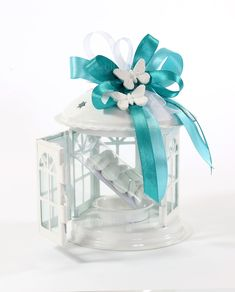 Birthday Souvenir, Tiffany Party, Baby Wedding, Confetti, Wedding Favors, Glass Vase, Centerpieces, Perfume Bottles, Crafts