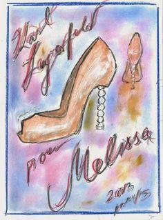 Nova Coleção da Melissa by Karl Lagerfeld