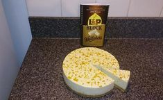 Whittaker's L&P Cheesecake....will be giving it a try one day