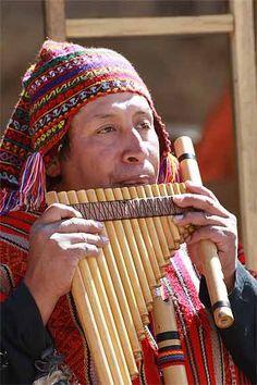 Flute de Pan - Pérou