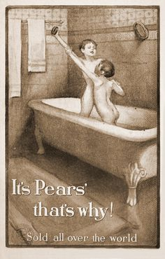 Pears Soap, 1901