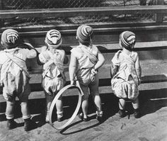 Moscow Zoo, Children at the Zoo, Alexander Rodchenko. Russian (1891 – 1956)