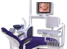 The Intra-Oral Camera is a diagnostic dental tool that allows Dr. Gaudio to detect potential problems within the mouth, early on. The tiny Intra-Oral Camera takes pictures of your teeth, gums and the inside of your mouth and displays the images on a computer screen.