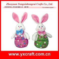 Easter Decoration Zy14c868 1 2 30cm Easter Standing Bunny Easter Stuffed Item Easter Decoration Sale Buy Easter Decoration Easter Sale Easter Gift