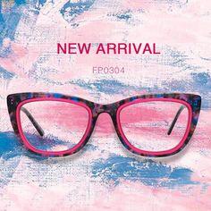 fa7a20d5b88 Marjorie Cat Eye Glasses FP0304-01 Prescription Glasses Online