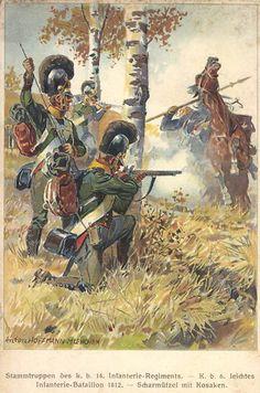 Bavarian Infantry 1812
