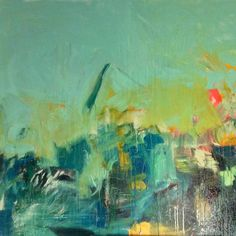 AmelieGrooscors.com  artist, painter Montreal, abstraction meets landscape