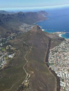 Signal Hill and Lions Head - Cape Town. South Africa Wildlife, Clifton Beach, Signal Hill, Cape Town, Wonders Of The World, Places To See, Art Intervention, Scenery, Table Mountain