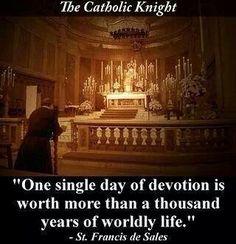 St. Frances de Sales. Catholic. Catholics