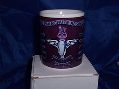 Parachute regiment mug  £7