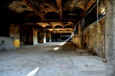 fabulous disused railway arches in Shoreditch, East London
