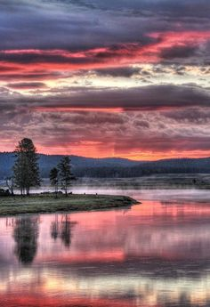 Beautiful Landscapes Expression