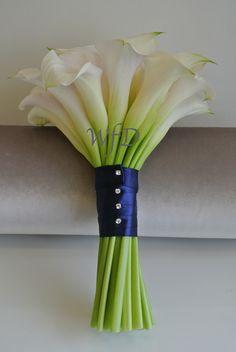 Calla Lily bridal bouquet.