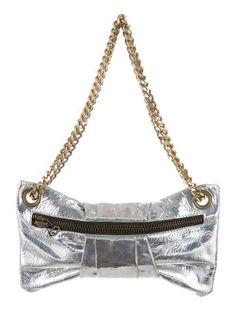 Lanvin Bow Shoulder Bag