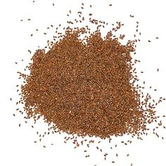 #Flaxseed Sprinkling ground flaxseed into a smoothie or bowl of cereal will turn your breakfast into a gold mine of omega-3 fatty acids; jus...