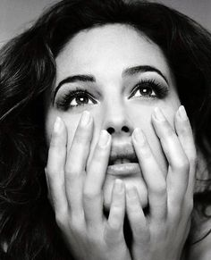 Monica Bellucci photographed by Dirk Vogel