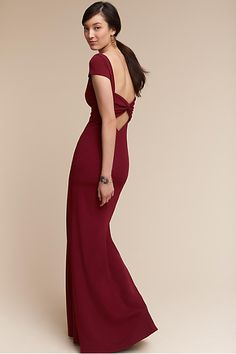 BHLDN Madison Dress Mulberry in Bridesmaids   Bridal Party 58f0302f1cc8