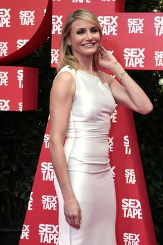 'Sex Tape' Barcelona Photo Call. Cameron Diaz