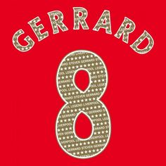 Liverpool Football Club, Liverpool Fc, This Is Anfield, Steven Gerrard, Letters, Converse, Illustration, Free, Collection