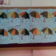 umbrella craft idea for kids (6)