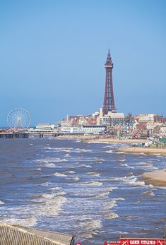 Blackpool, Lancashire, England. We finally visited Blackpool, but disappointed as we thought it was quite run down, sad.