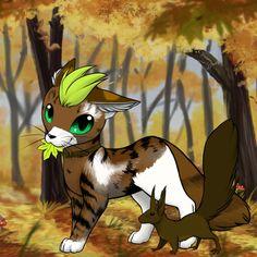Cat of Autumn