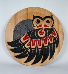 Lattimer Gallery - Doug Horne - Red Cedar Panel
