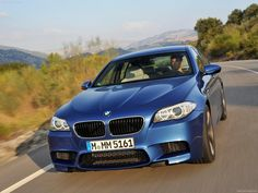 2012 BMW M5 Dont be decieved by its mild mannered looks this is not your fathers BMW this is a beast