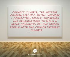 The Hottest Cumbria Specific Network