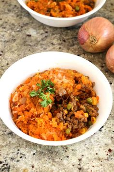 Not only is this Shepherd's Pie packed with more nutrients and vegetables than ever, but it is also gluten-free and free of red meat!
