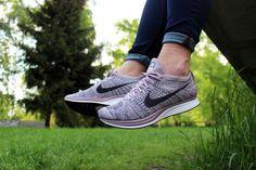 Nike Flyknit Racer Macaron Pack Lavender 11