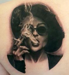 Helena Bonham Carter by Memento.