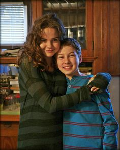 Maia Mitchell & Hayden Byerly | The Fosters