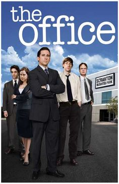 The Office US Cast Scranton Rascals TV Show Poster 11x17
