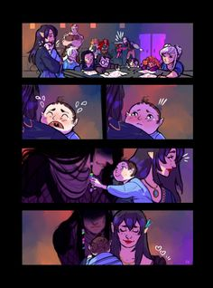 Vox Machina - Uncle Vax is watching (Critical Role) Critical Role Comic, Critical Role Characters, Critical Role Fan Art, Dnd Characters, Fictional Characters, Character Inspiration, Character Art, Character Design, Dnd Funny