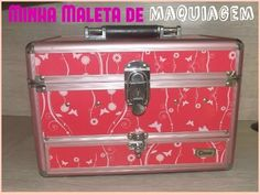 Mostrando Minha Maleta De Maquiagens - Isabela Damiani - YouTube